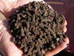 有機100%リン酸・カルシウム強化肥料「鈴成」ペレットタイプ 20kgのサブ画像1